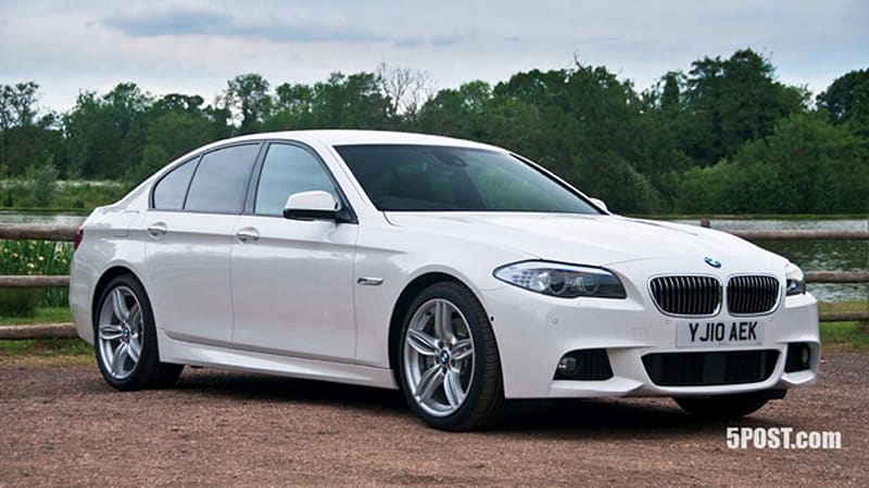 Behold BMW Series M Sport Package Revealed Autoblog - Bmw 550i sport