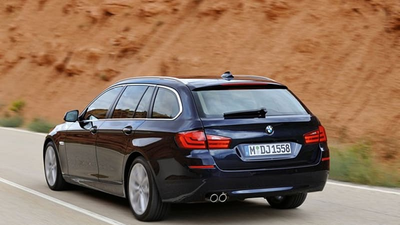Officially Official: 2011 BMW 5 Series Touring is too cool for ...