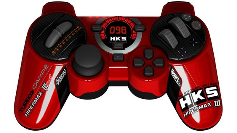 make ps3 controller turbo