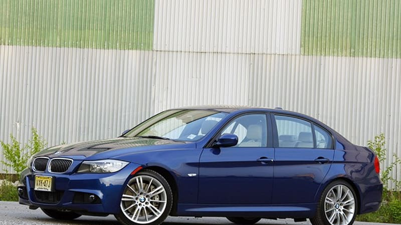 bmw 335xi sedan weight