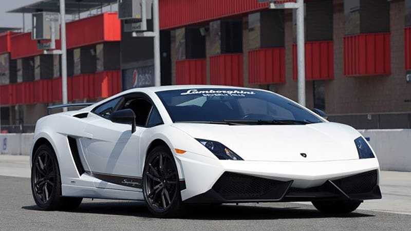 Superior First Drive: 2010 Lamborghini Gallardo LP 570 4 Superleggera Stupefies Our  Senses   Autoblog