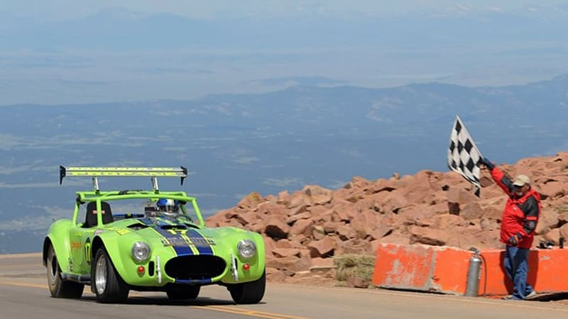 pikes peak 2010 the record breakers autoblog. Black Bedroom Furniture Sets. Home Design Ideas