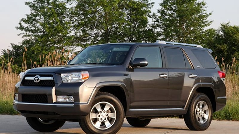 Review 2010 Toyota 4runner Faithfully Sticks To The Formula It Helped Create Autoblog