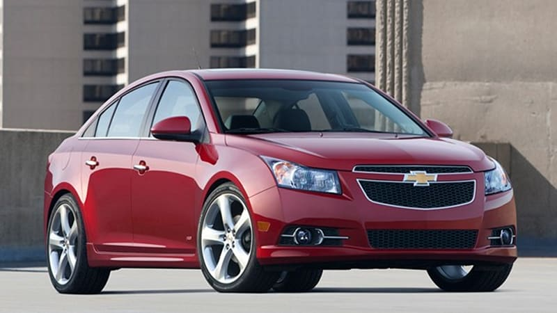 2011 Chevrolet Cruze priced at $16,995, LTZ at $22,695 - Autoblog