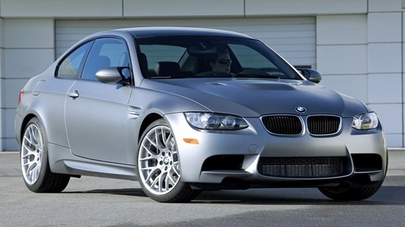 bmw frozen gray m3 paint a pain, owners must sign agreement about