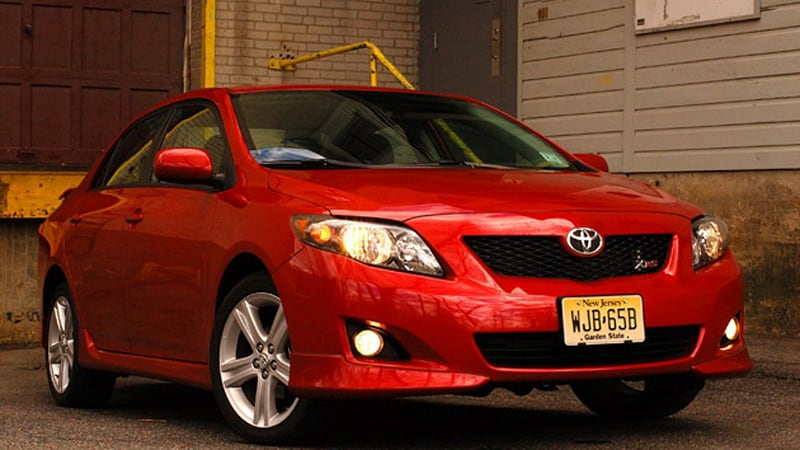 2009 Toyota Corolla XRS U2013 Click Above For High Res Image Gallery