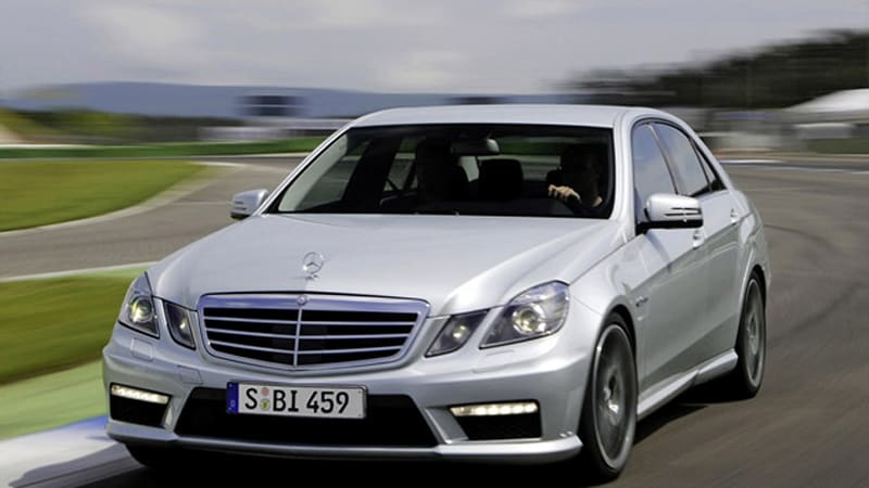 Mercedes benz 39 s all conquering e63 amg gets power bump for Roadside assistance mercedes benz phone number