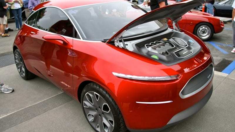 Ford Start Concept Gives Informal Socal Show An Eco Boost Autoblog