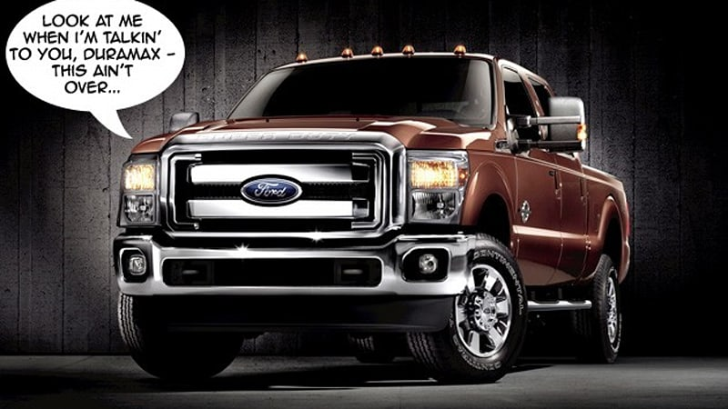 Ford 6.7 Diesel >> Report Ford 6 7 Liter Power Stroke Diesel To Churn Out 800