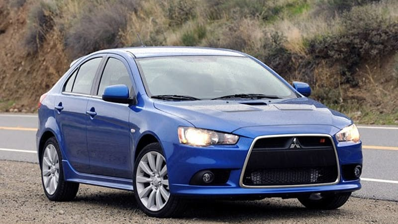 Review 2010 Mitsubishi Lancer Sportback Ralliart takes aim at the