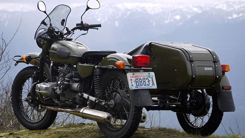Review: 2010 Ural Patrol T takes a lickin' and keeps on tickin ...