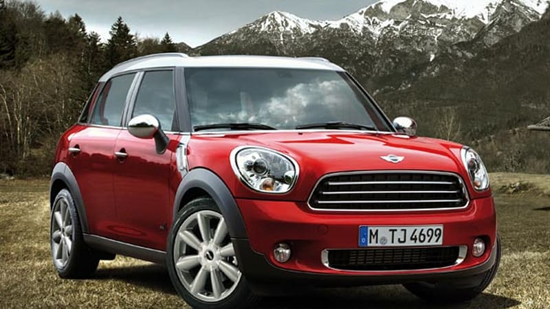 2017 Mini Countryman Click Above For High Res Image Gallery