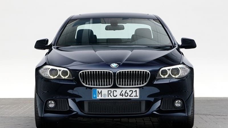 2011 bmw 550i xdrive debuts along with m sport package. Black Bedroom Furniture Sets. Home Design Ideas