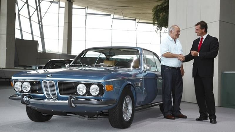Bmw Classic Center Completes 72 3 0 Csi Restoration For Lucky Owner