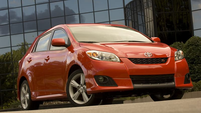 Report: Toyota says Corolla/Matrix steering issue not a