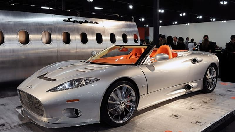 spyker cars pays off gm for saab purchase ahead of