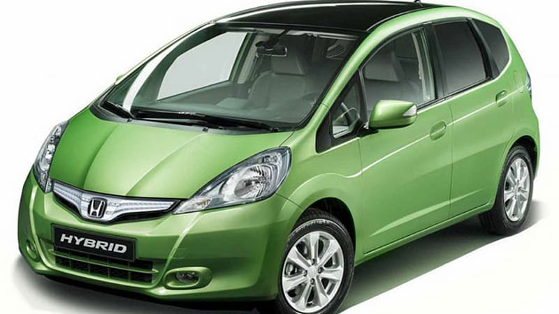 Honda Jazz Hybrid Officially Unveiled Not Fit For U S