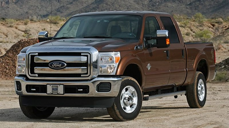 F250 6.7 Powerstroke >> Official Ford 6 7 Liter Powerstroke Gets 800 Lb Ft As Of