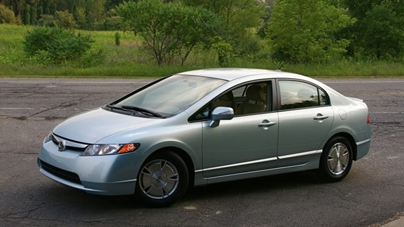 Honda S Fix For Prely Dying Civic Hybrid Batteries Hurting Fuel Economy Performance Autoblog