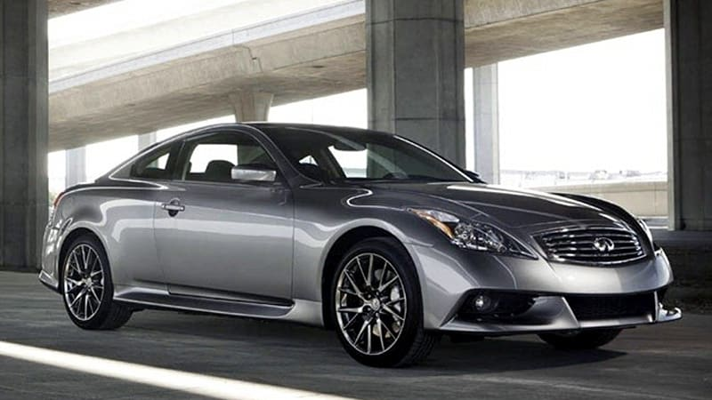 2011 Infiniti Ipl G Coupe Priced From 47950 Autoblog