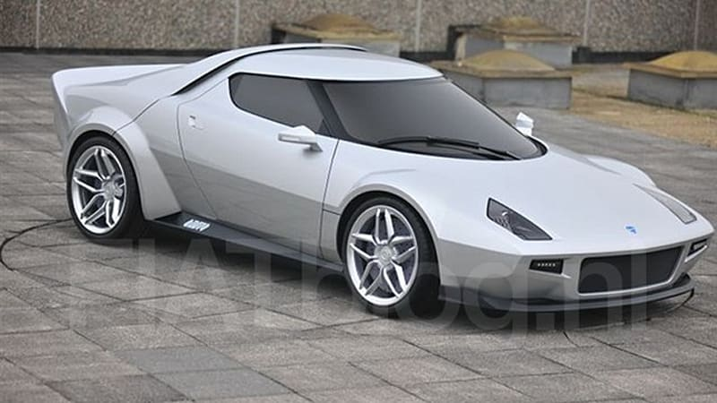 rumormill lancia stratos revival won 39 t be one off production planned autoblog. Black Bedroom Furniture Sets. Home Design Ideas