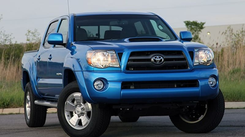 Amazing Review: 2010 Toyota Tacoma 4x2 PreRunner Is A Troubled Fish In A Shrinking  Pond   Autoblog
