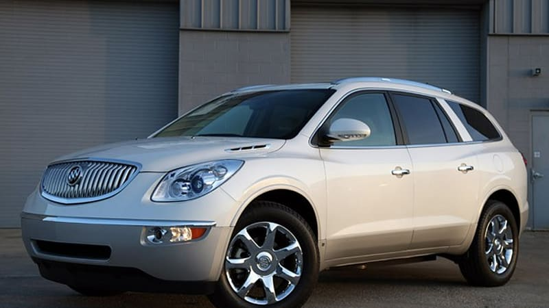 review 2010 buick enclave cxl awd autoblog. Black Bedroom Furniture Sets. Home Design Ideas