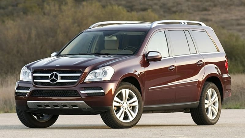 2010 Mercedes Benz Gl350 Bluetec Click Above For High Res Image Gallery