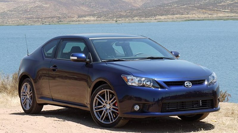 First Drive 2011 Scion Tc Is A Bolder Swipe At Generation Y Autoblog