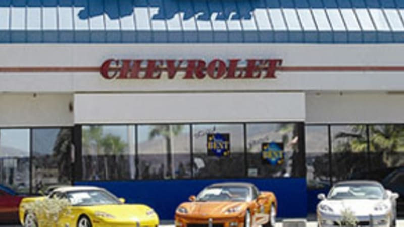 California Chevrolet Dealer Unhappy With Arbitration Sues