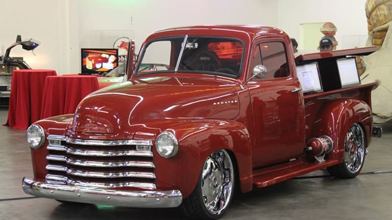 AutoTrader Classics Unveils Fireball Tims Chevy - Autotrader classic cars