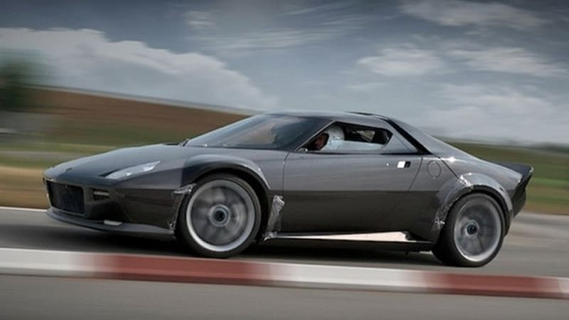Modern-day Lancia Stratos gets real - Autoblog