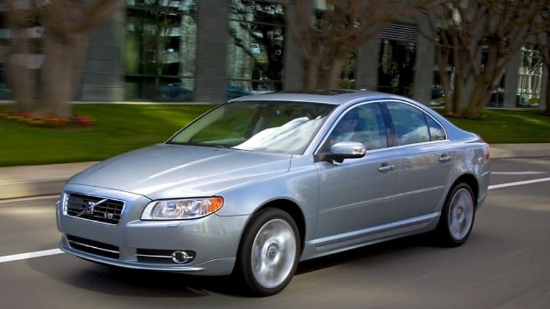 2007 2010 volvo s80 recalled for tire pressure monitoring. Black Bedroom Furniture Sets. Home Design Ideas