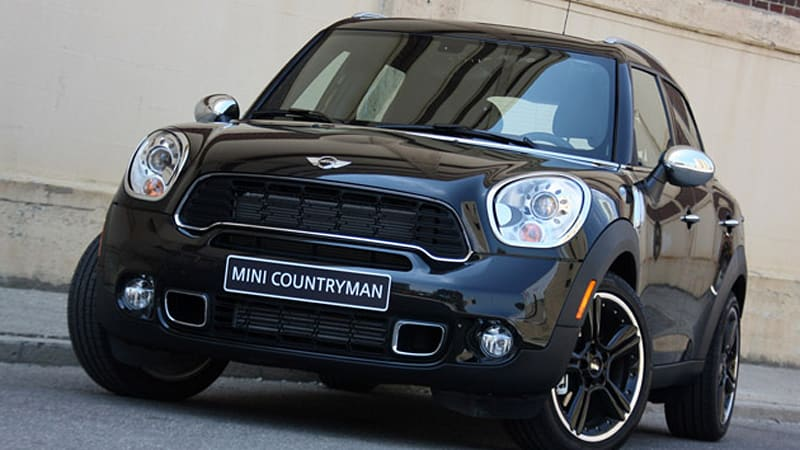 Rumormill Mini Countryman Coupe In The Works Autoblog