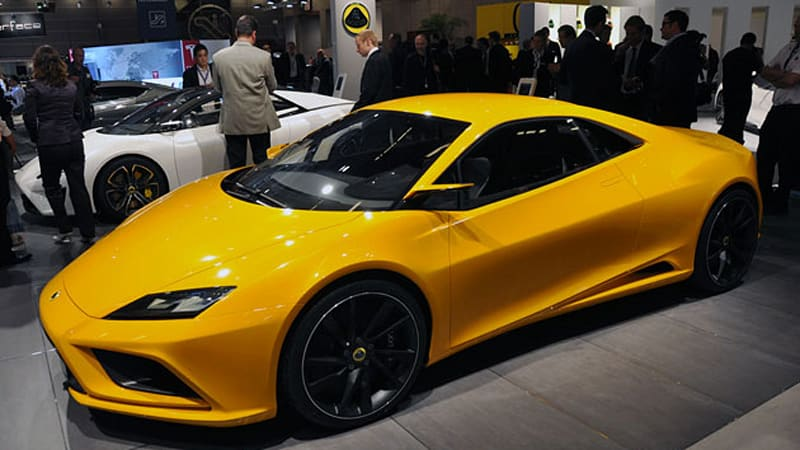 Paris 2010: Lotus Elan Concept stuns the crowds [w/video] - Autoblog