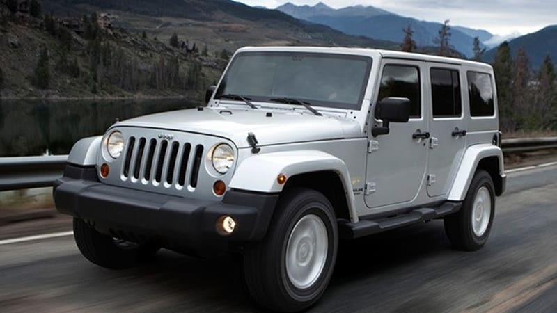 Jeep Wrangler Diesel >> Diesel Powered Jeep Wrangler With Start Stop Unveiled For Europe