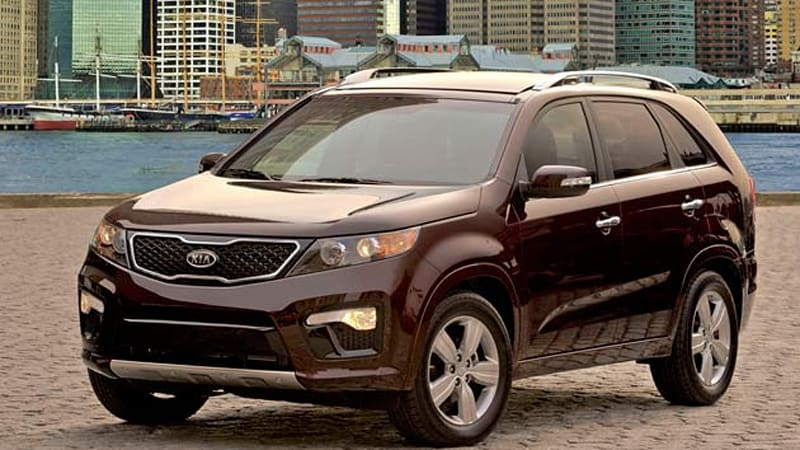 kia to upgrade 2011 sorento shock absorbers to soften ride. Black Bedroom Furniture Sets. Home Design Ideas