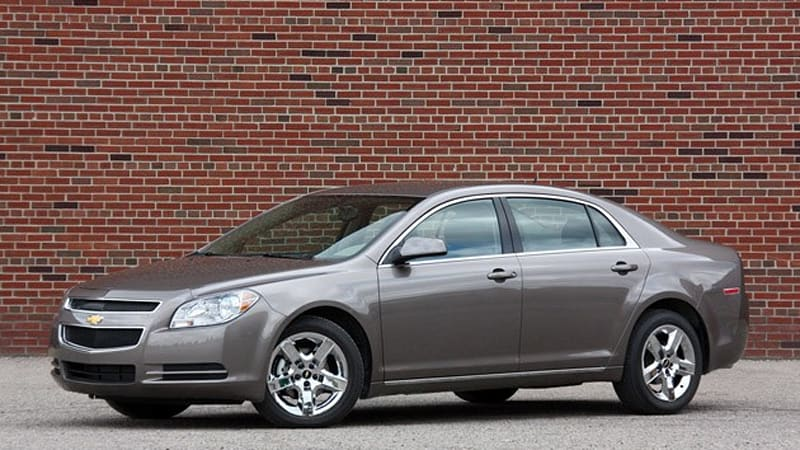 Review  Chevrolet Malibu Lt