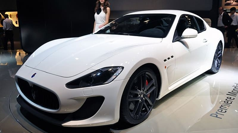 paris 2010: maserati granturismo mc stradale is not an italian dj