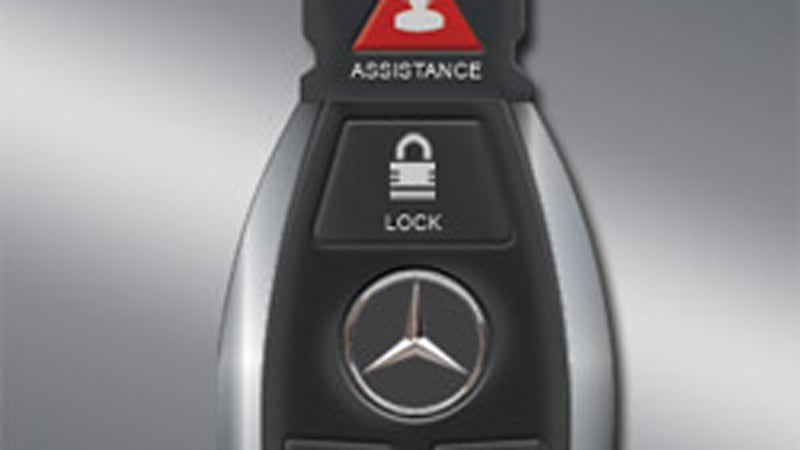 Mercedes Benz And Its Partners At Hughes Telematics Have Released An  Updated Version Of Its Mbrace App For The IPhone, And 2.0 Brings Along A  New Line Of ...