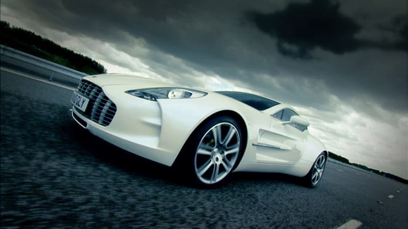 Aston Martin One 77 Worlds Most Powerful Normally Aspirated Road Car W Video Autoblog