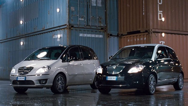 Lancia confuses us with diva collection ypsilon and musa autoblog - Lancia y diva 2010 ...