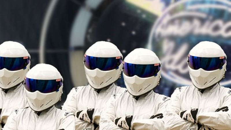 Ben Collins suggests 'Who Wants to Be the Stig?' reality tv