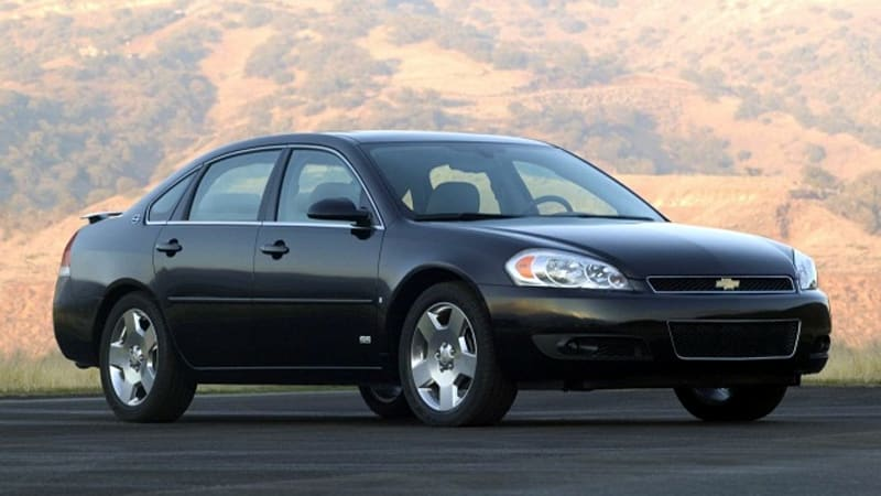 General Motors Has Issued A Recall For 392 409 2009 And 2010 Chevrolet Impalas The Issue At Hand Lies With Front Seatbelt Anchors