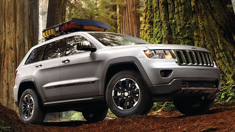Jeep Shows Off 2011 Grand Cherokee Decked Out With Mopar Bits Autoblog