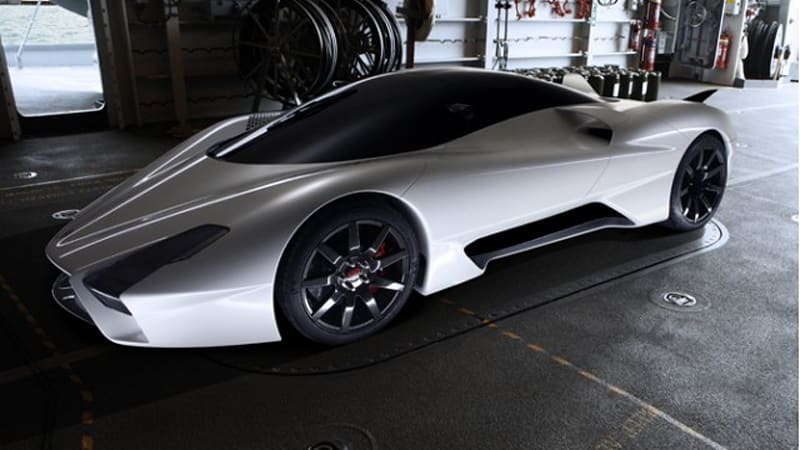 SSC Ultimate Aero II: More images and info - Autoblog