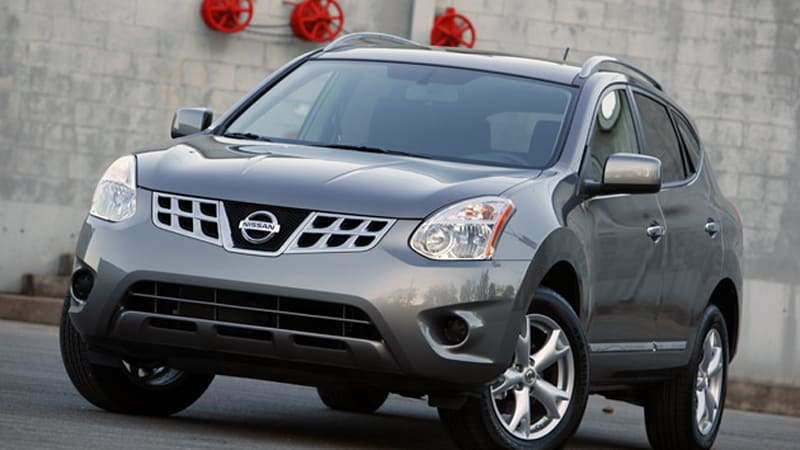 report nissan to build next rogue in u s autoblog. Black Bedroom Furniture Sets. Home Design Ideas