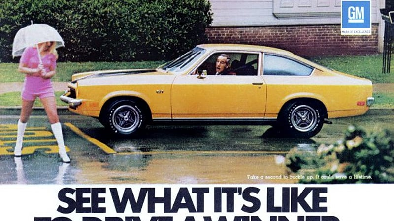 Remembering the Chevy Vega as it turns 40 | Autoblog