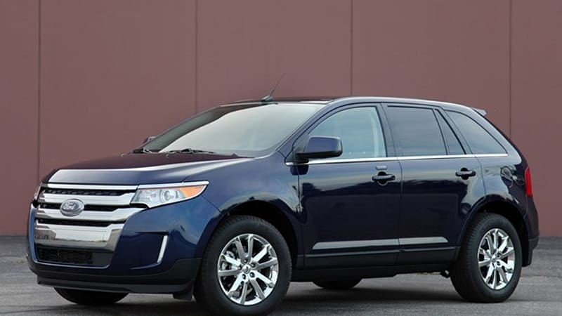 2011 Ford Edge Limited Review on ford edge grill