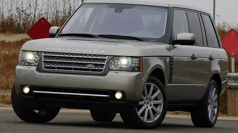 2011 range rover service manual